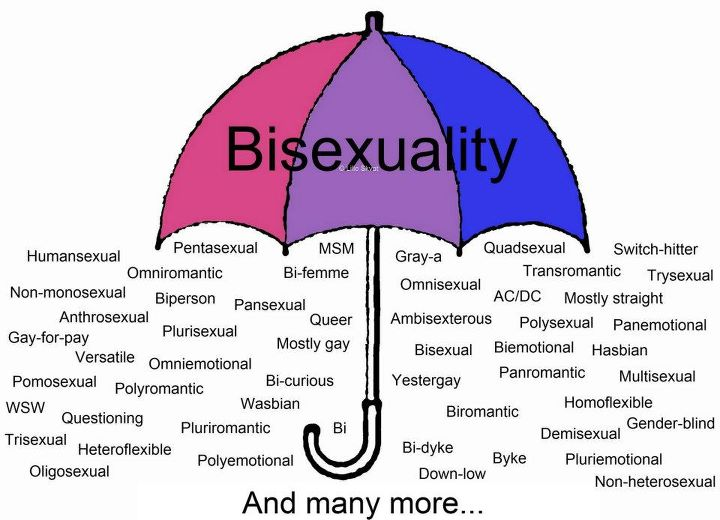 Am i really bisexual