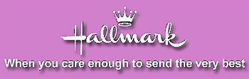 Thank You Hallmark Cards - we care and you are the very best