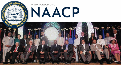 NAACP Board of Directors with Roslyn M. Brock Chairperson & Benjamin Todd Jealous, President